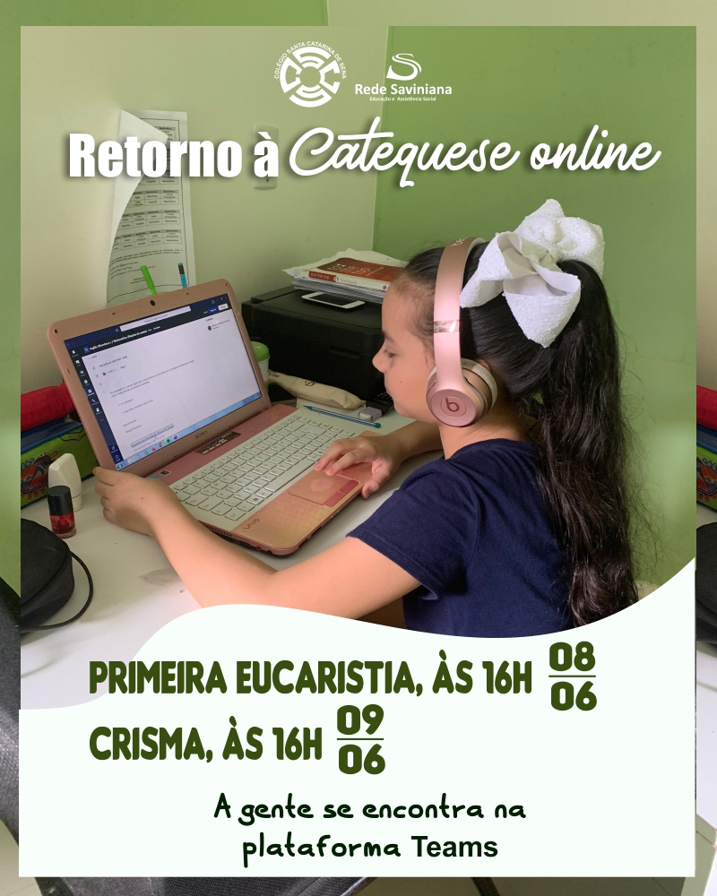 RETORNO-CATEQUESE